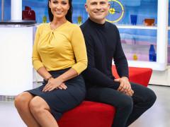 Gabriela Partyšová a Aleš Lehký