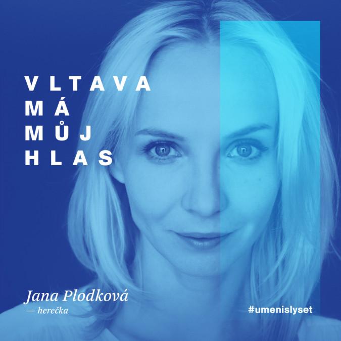 Vltava má můj hlas_Jana Plodková
