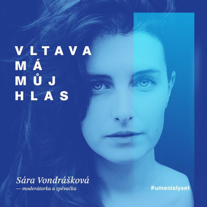Vltava má můj hlas_Sára Vondrášková