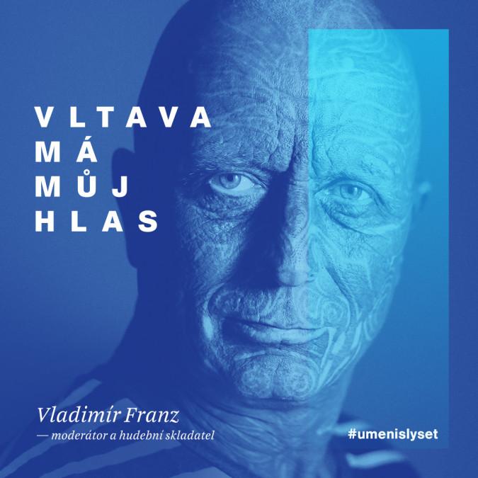 Vltava má můj hlas_Vladimír Franz