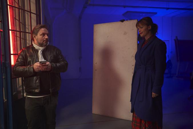 Ester Geislerová a Luděk Staněk (foto Mall.tv)2